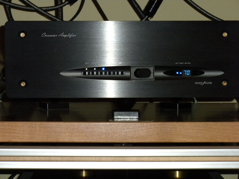 InnerSound Crossover and Bass Amplifier
