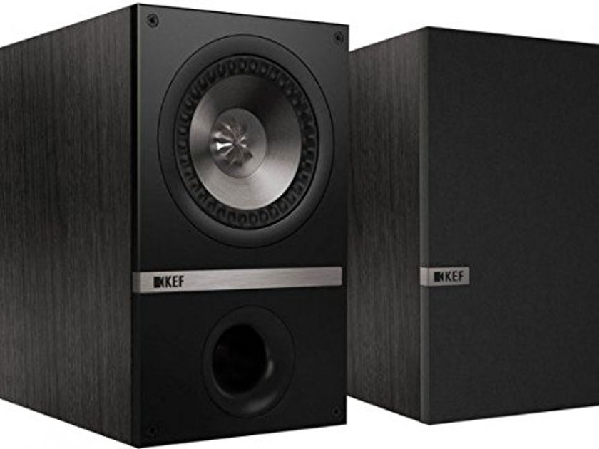 KEF Q100B Speakers. As new. Unused In Sealed Box. Free Shipping.