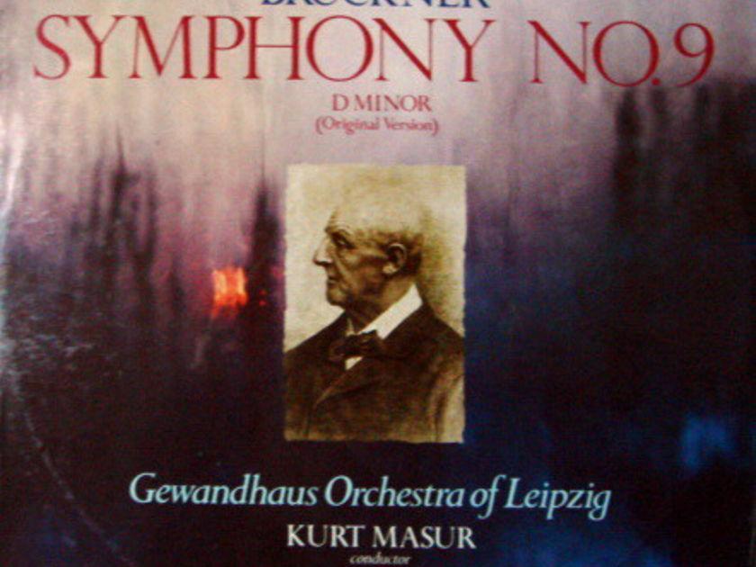 ★Sealed★ Vanguard /  - MASUR, Bruckner Symphony No.9!
