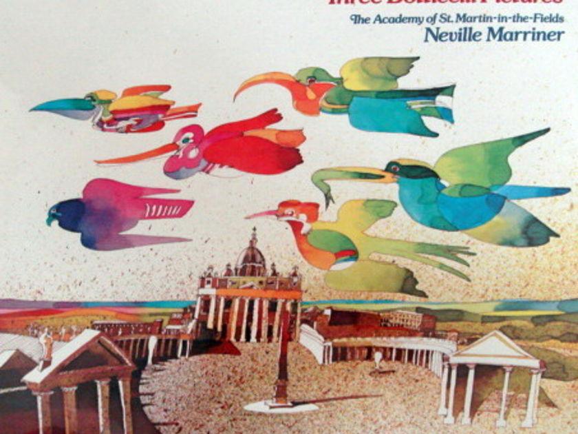 ★Sealed★ EMI Angel / - MARRINER, Respighi The Birds!