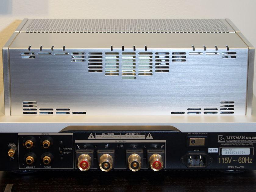 Luxman MQ-88 Power Amplifier