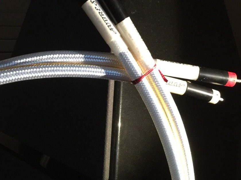 Aubres White Silver Python Silver plated heads 3Ft Pairs, INTRO PRICE, HUGE OPPOTUNITIES