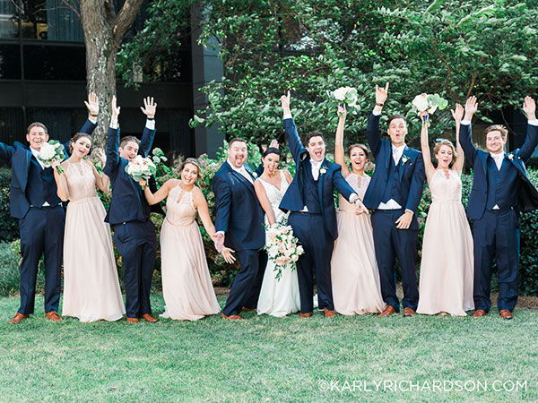 Real Atlanta Wedding: Sydnie and Tyler