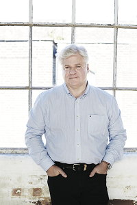 Author Visit Linwood Barclay