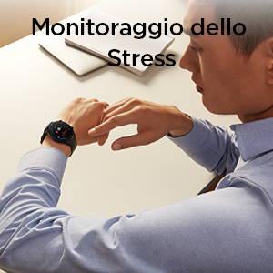 Amazfit GTR 2 - Monitora i Tuo Livello di Stress.