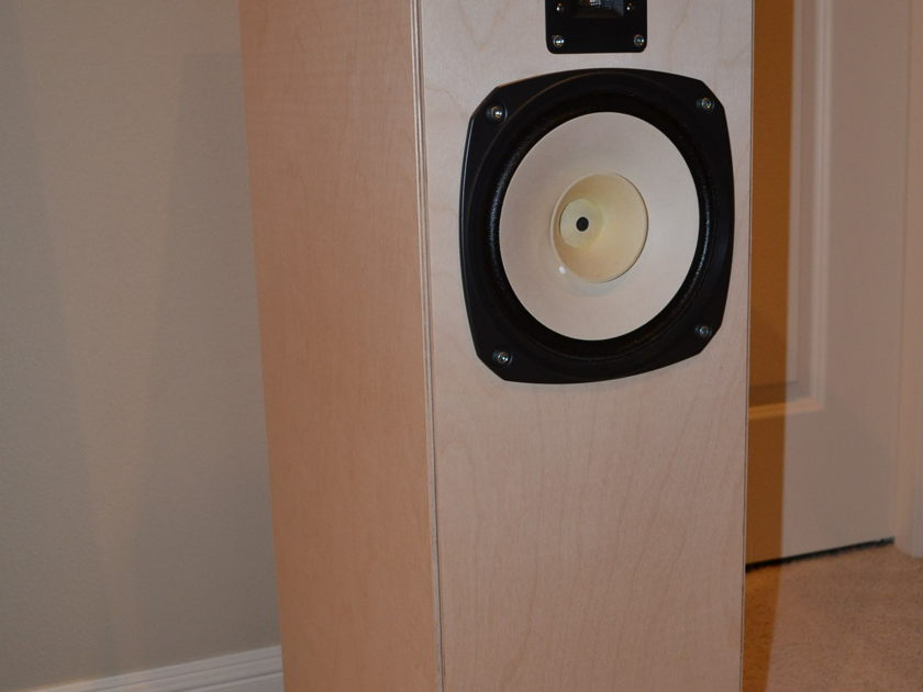 Tonian Labs TL-D1 MkII          high efficiency speakers