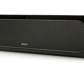 Radius One - L/C/R Soundbar-Gloss Black