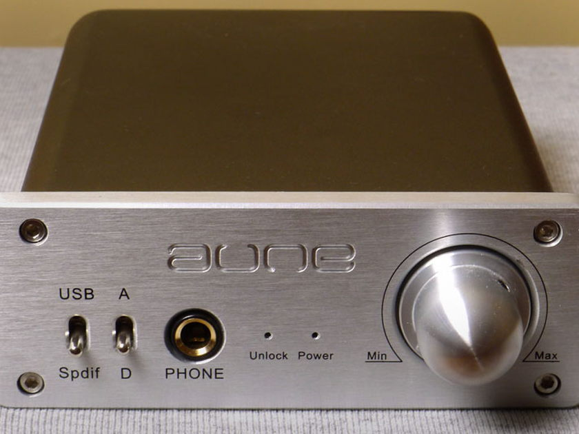 AUNE Mini USB   Special Edition DAC and Headphone Amp