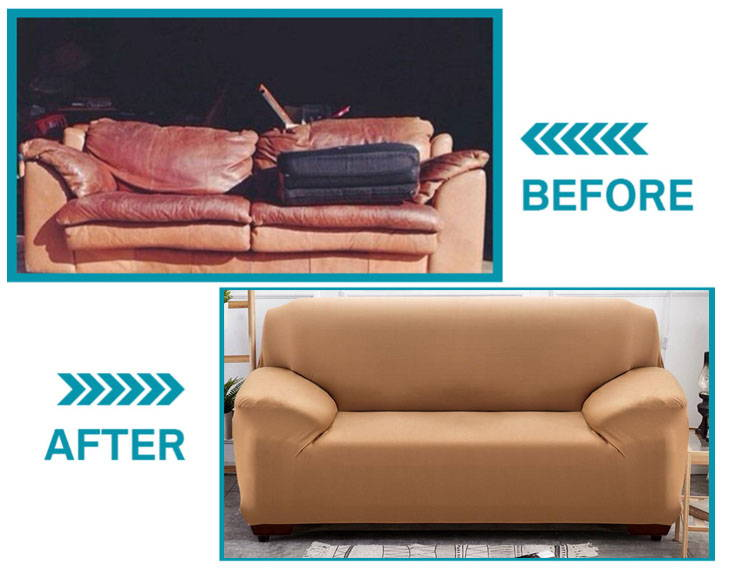 Introducing our #1 rated Home Decor Store for sofa cover slipcover styles for every chair, couch, sofa, sectional, loveseat or single seater, sofa, recliner, futon, chaise. Stretchable waterproof, machine washable material, protective cover. Extreme comfort and protection from pets and kids.