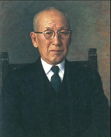 Toichiro Nakashima, founder of Kewpie