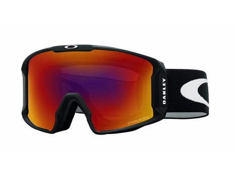 Oakley LineMiner Snow Goggles with Inferno Prizm Torch