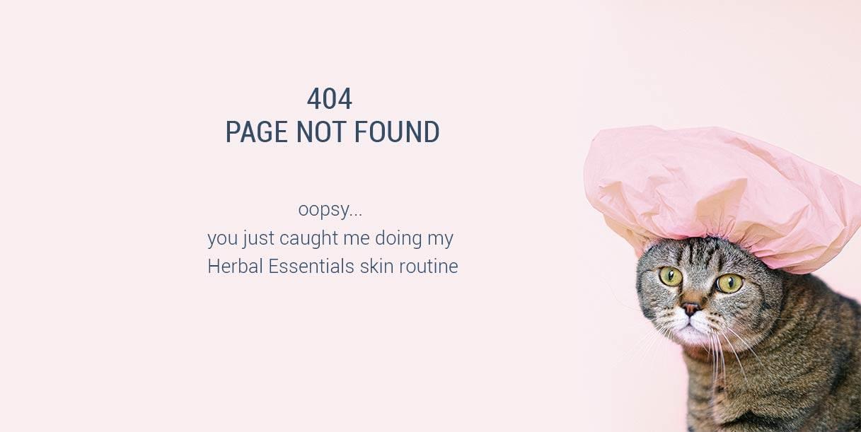 404 herbal essentials