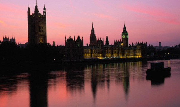 Тёмная сторона Лондона