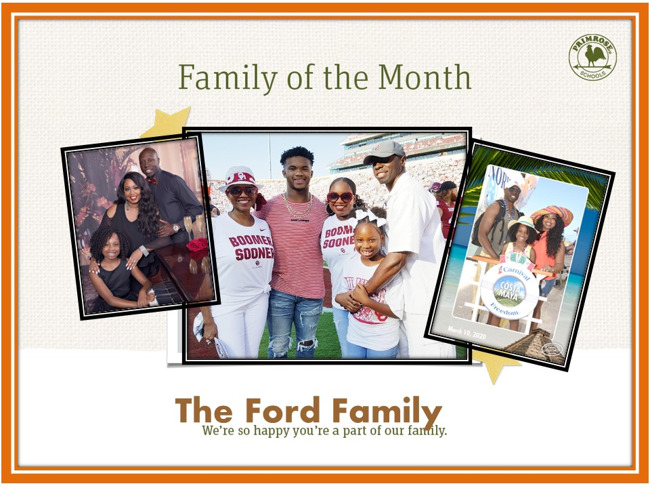 Ford Family of the Month