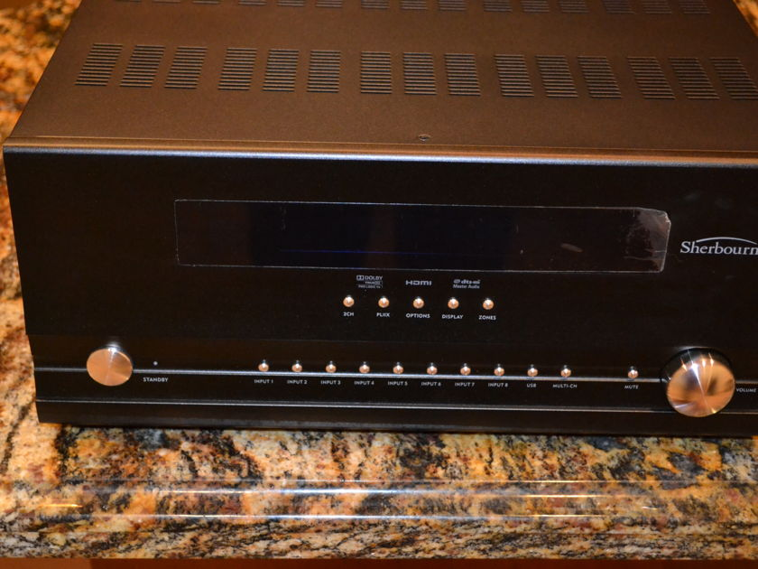 Sherbourn Audio PT-7030 Surround Processor