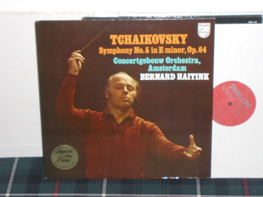 Haitink/COA - Tchaikovsky No.5 Philips Import LP 6500