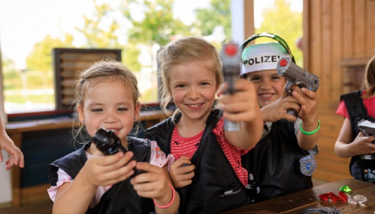 playmobil funpark polizei kindergeburtstag