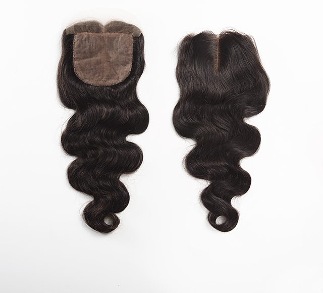 Body Wave Silk Closure Mayvenn