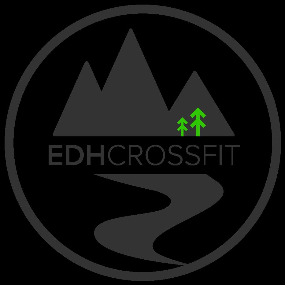 El Dorado Hills CrossFit logo