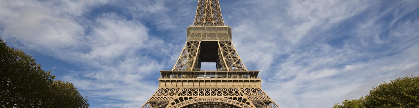 Билет на Эйфелеву башню без очереди (все 3 этажа)
