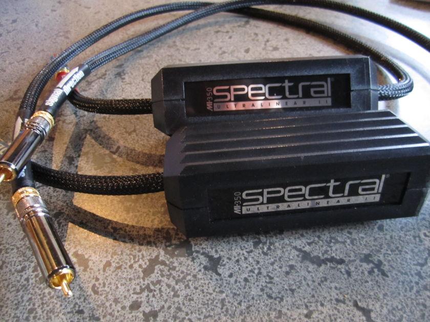 Spectral/MIT MI 350 ULII 1m pair