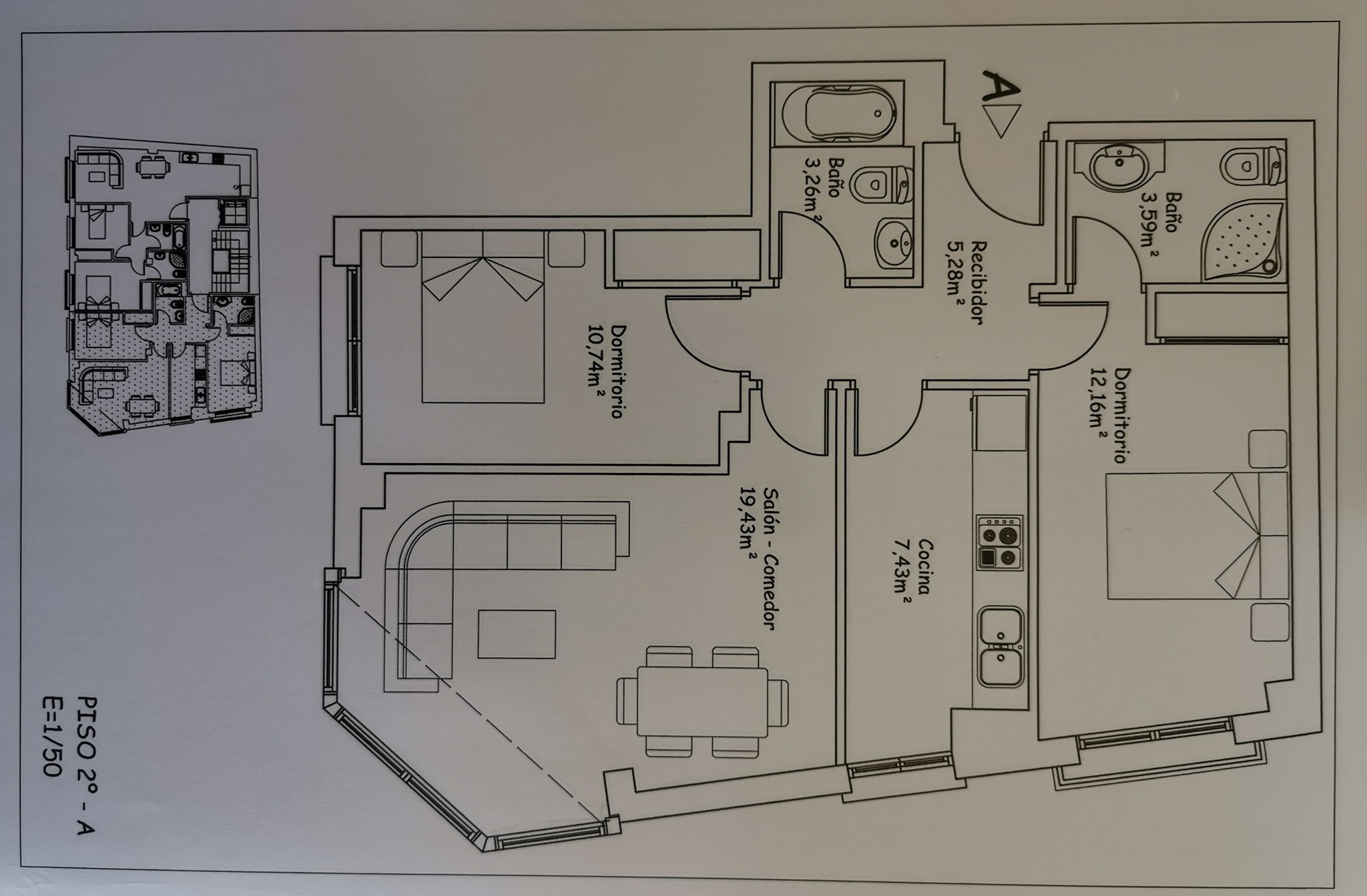 plano sanxenxo portonovo 2A