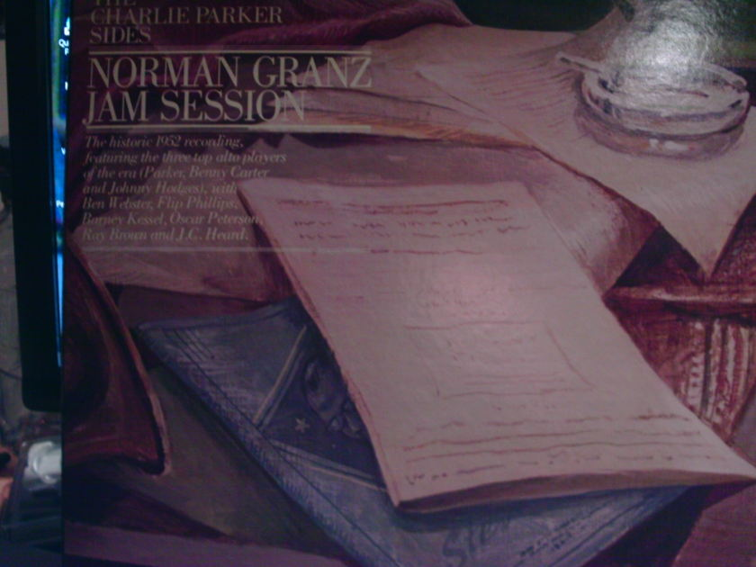 CHARLES PARKER - NORMAN GRANZ JAM SESSION