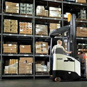 High ReachForklift Drivers $25 per hour plus Overtime Thumbnail