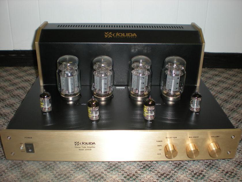 Jolida JD502B Integrated Amp