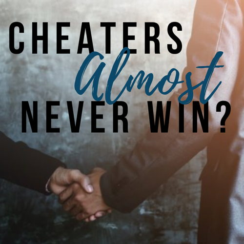 """Picture of This Mind Candy Dialogue's theme is """"Cheaters (almost) Never Win?"""" The effect cheating has on business, all the way from professional baseball to streaming services."""