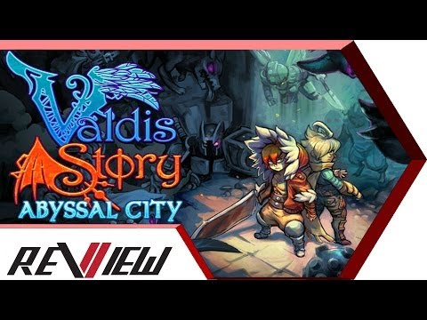 Valdis Story: Abyssal City - What are the best metroidvania games ...