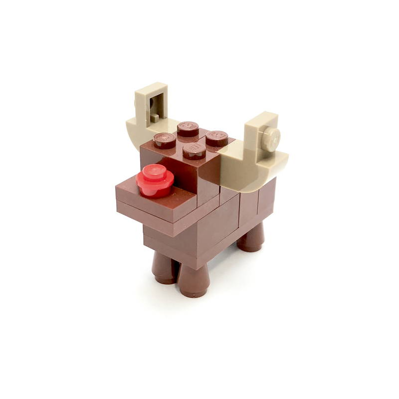 lego The Rudolph Ornament