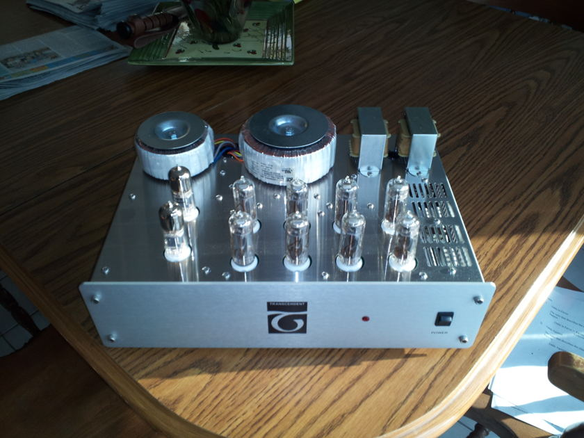Transcendent Sound SE OTL Single Ended Output Transformerless