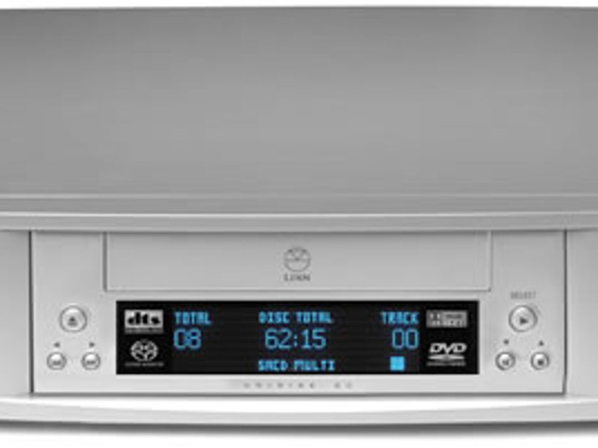 Linn Media Player Source Component Unidisk SC CD/SACD/DVD DAC Preamp