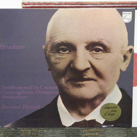 "Bernard Haitink/Concertgebouw Orchestra Amsterdam Bruckner ""Symphony No. 2"""