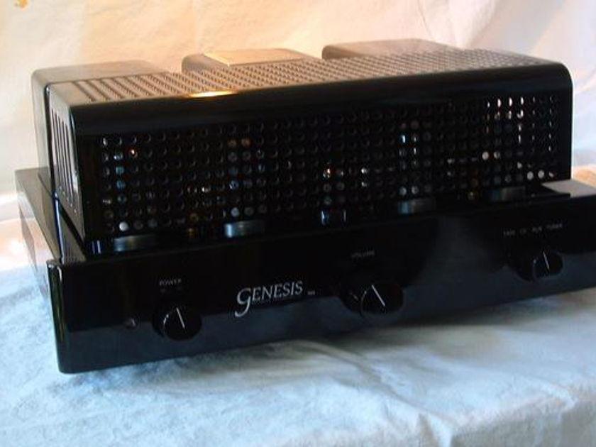 Genesis I-60 Integrated tube amplifier