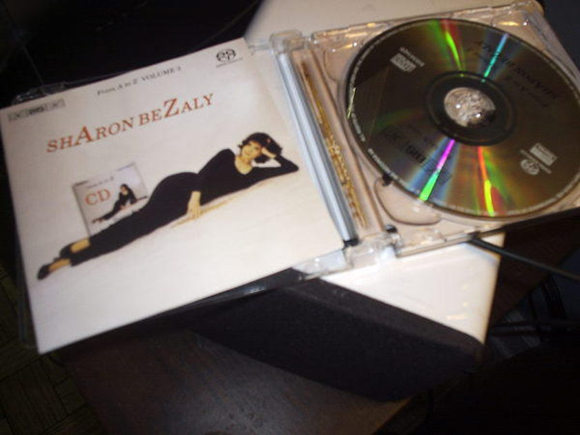 Sharon bezaly - From A to Z Vol. 3