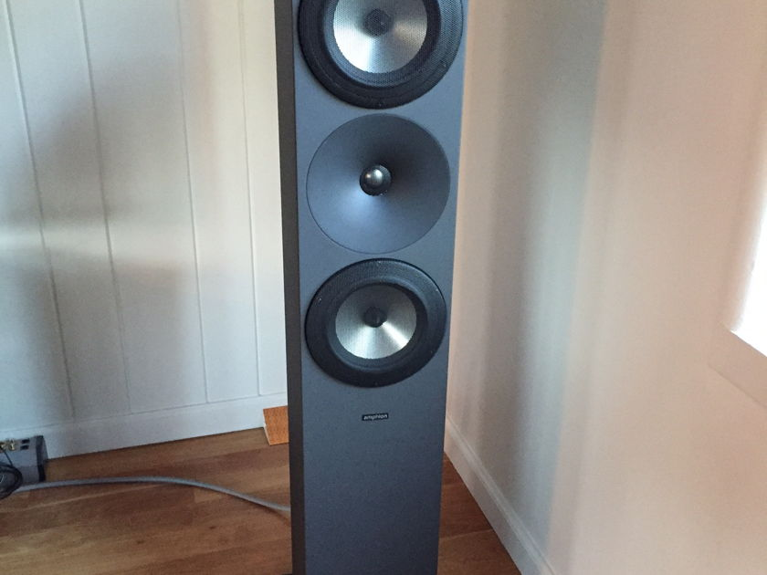 Amphion Argon7L open, fast, dynamic!