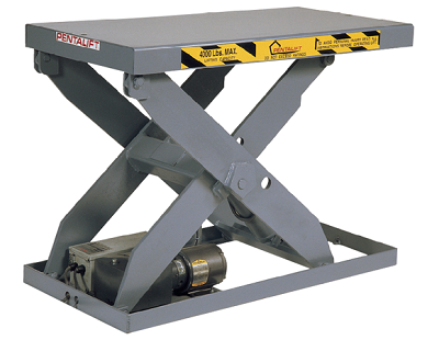 pentalift pro series lift table, table pentalift