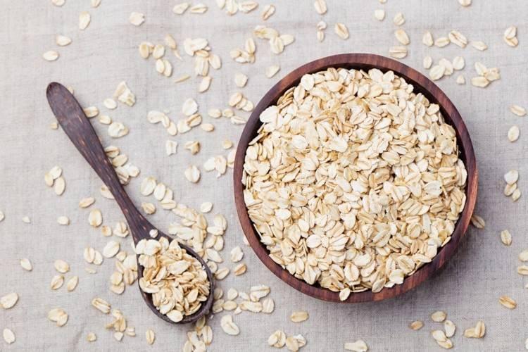 nutritious, antioxidant, fibrous, vegan oats