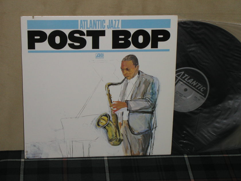 "Atlantic Jazz - ""Post Bop"" Atlantic 81705-1"