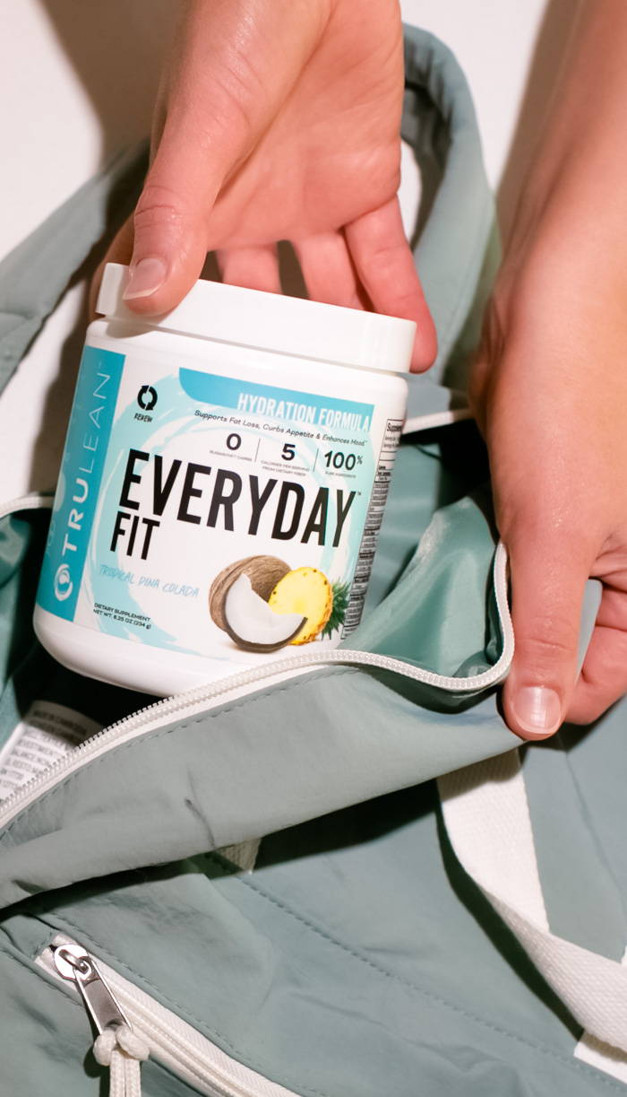 Everyday Fit turns regular water into super water by making it taste delicious and packing it with vitamins and minerals to help you burn fat, build lean muscle, improve hydration, and give you all day energy without harmful stimulants.