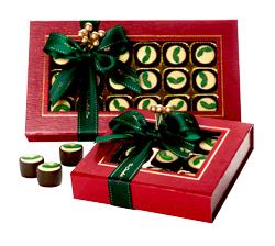 Milk Chocolate Christmas