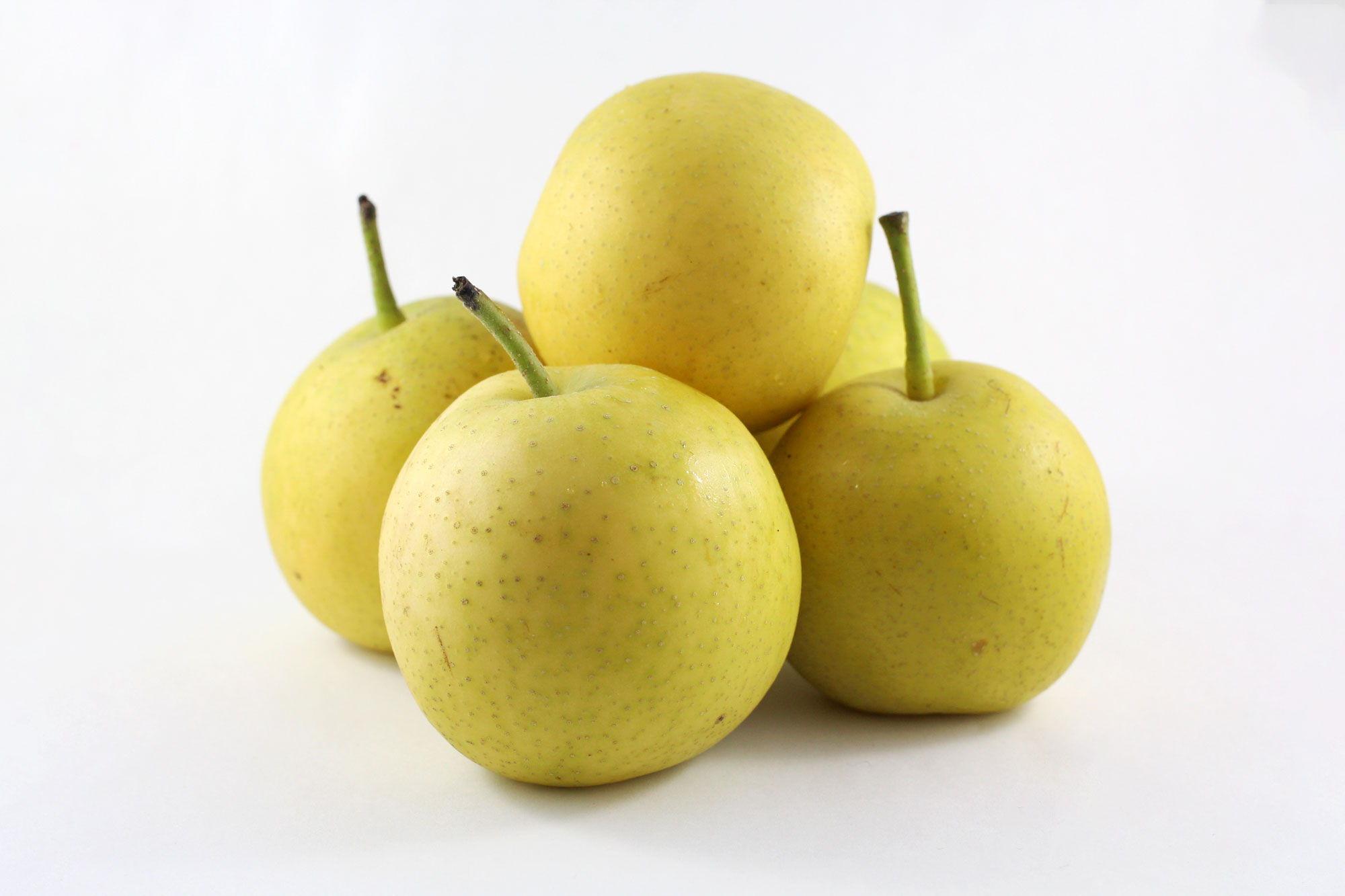 Apple Pears - Souto Farms Fresh BC Fruit