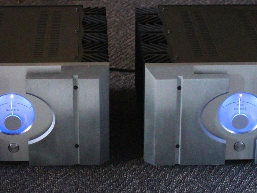 Pass Labs XA-160.5