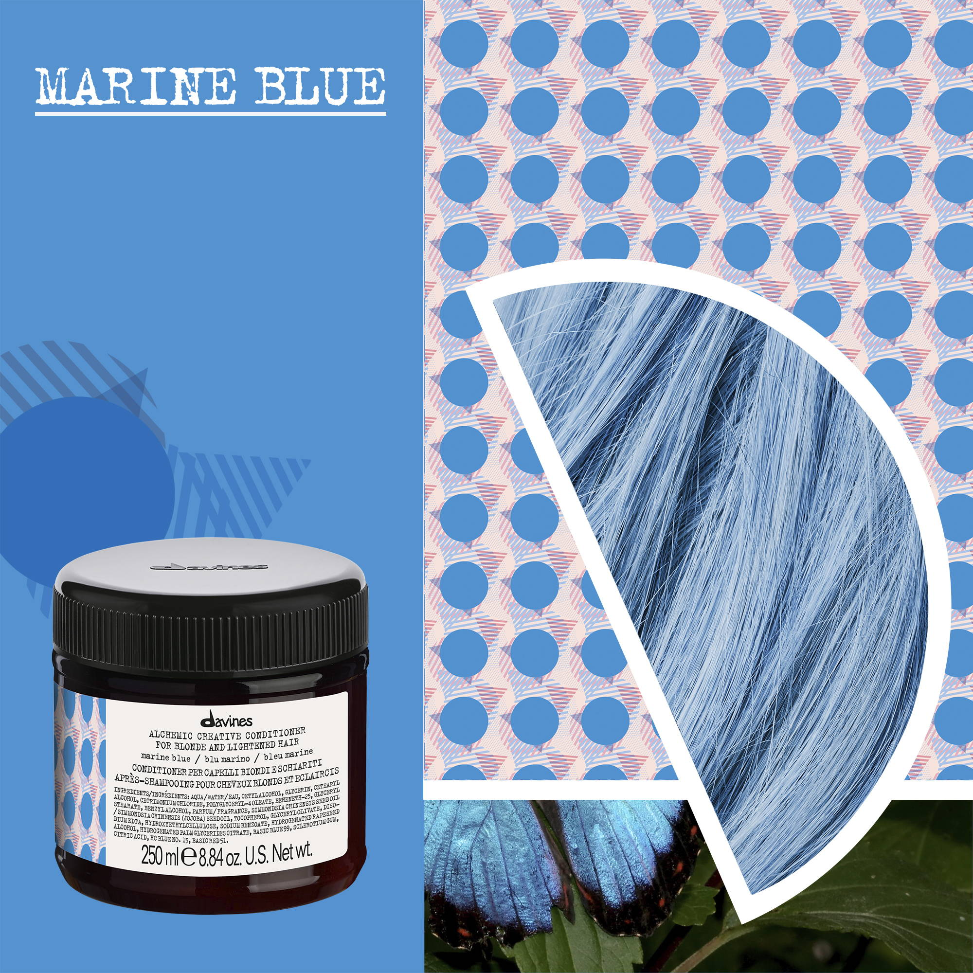 Marine Blue Alchemic Creative Conditioner