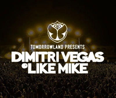 Party Tomorowland Ibiza, Dimitri vegas & Like Mike, at Ushuaïa Ibiza party calendar