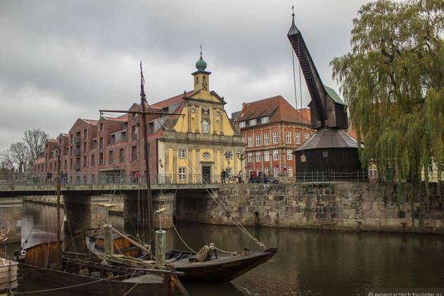 Cредневековый Люнебург