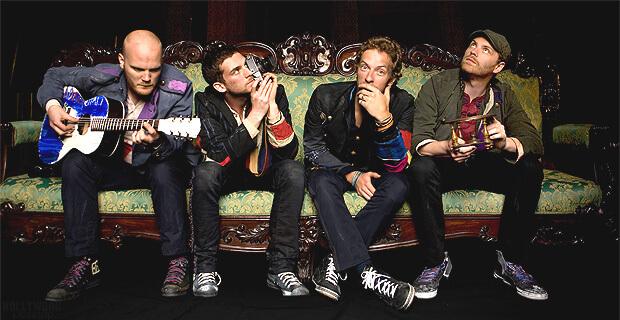 Weekend группы Coldplay на «Такси FM» - Новости радио OnAir.ru