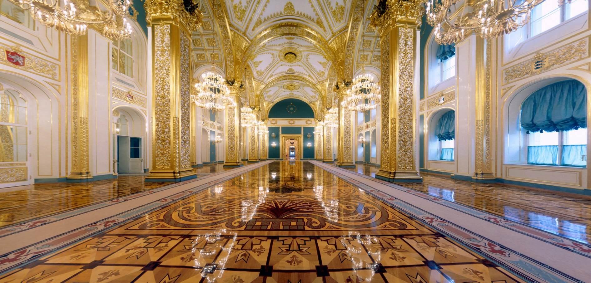 Фотография Кремля изнутри
